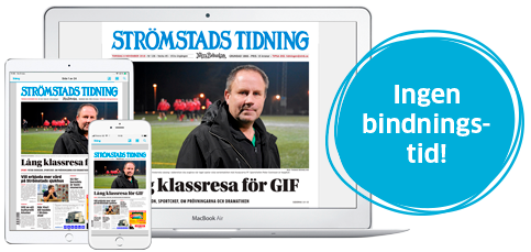 Prenumerera på e-tidningen - Strömstads Tidning i digitalt format.